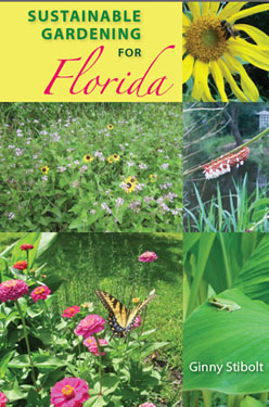 Sustainable Gardening for Florida cover graphic.